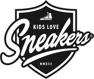 Kids love sneakers