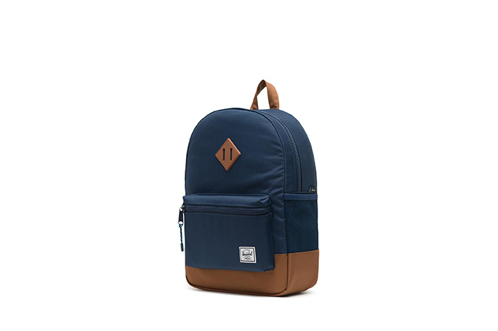 Heritage Navy/Brown Youth (2)