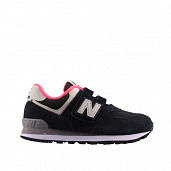 574 Black/Infra Red PS