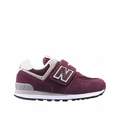 574 Velcro Burgundy PS