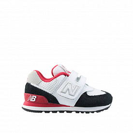 574 White/Black/Red TS