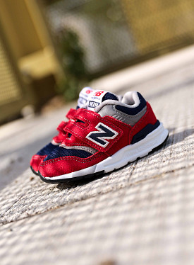 997 Red/navy TS