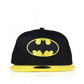 9fifty  black/yel batman youth