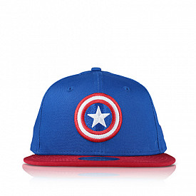9fifty blue captain america child