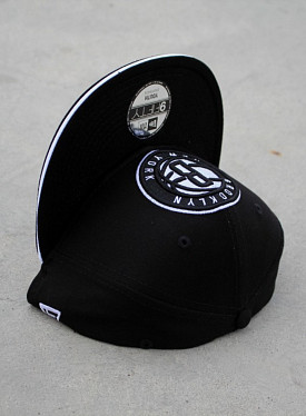 9FIFTY Brooklyn Mets Black/Silver Youth