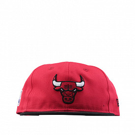 9FIFTY Chicago Bulls Red/Black Child