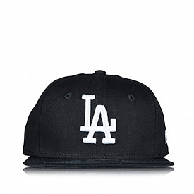 9fifty child la black/white