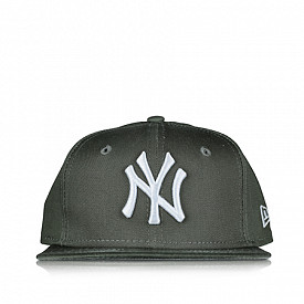 9fifty child ny dark green