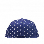 9FIFTY LA Dodgers All-over-print Navy Youth
