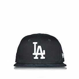 9fifty LA Dodgers black/white TS