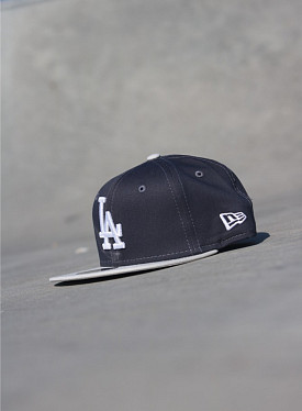 9fifty LA Dodgers Grey/Silver Child