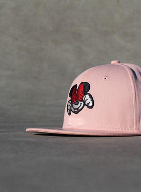 9FIFTY Minnie Mouse pink Youth