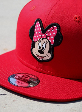 9FIFTY Minnie mouse Red Youth