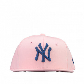 9fifty ny light pink/blue
