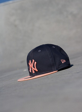 9fifty NY Yankees Grey/Peach