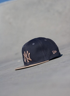9fifty NY Yankees Grey/Sand