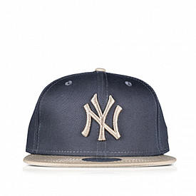 9fifty NY Yankees Grey/Sand Child