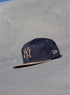 9fifty NY Yankees Grey/Sand Youth