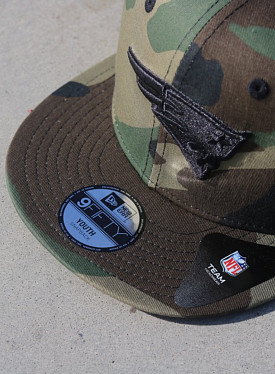 9fifty youth patriots camo