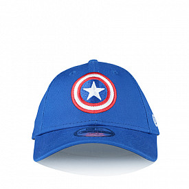 9forty blue captain america child