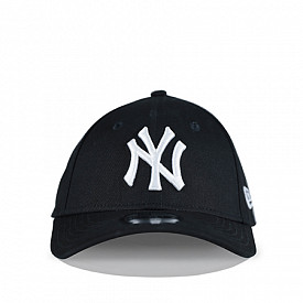 9forty NY Yankees black/white Child