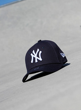9forty NY Yankees Navy/white Child
