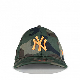 9forty youth  ny camo essential