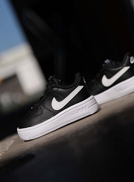 Air force 1 black/white