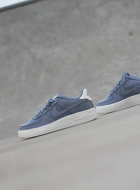 Air force 1 Blue/Suede  GS