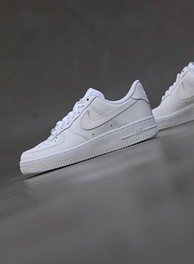 Air force 1 White/White GS