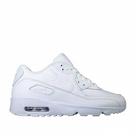 Air max 90 White/White gs