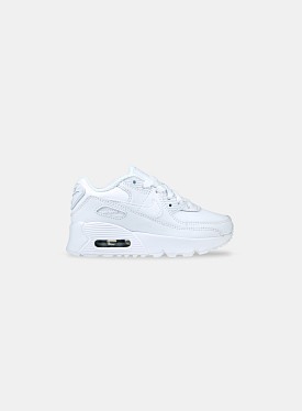 Air max 90 White/White PS
