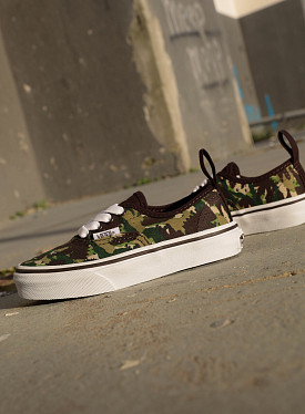 Authentic Animal Brown/Camo PS