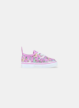 Authentic Elastic Llamas Orchid True White TD