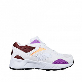 Aztrek 96 white/maroon PS