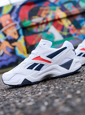 Aztrek 96 White/Navy/Red GS