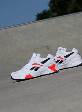Aztrek 96 white/red/black GS