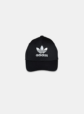 Baseball Cap Black White Child