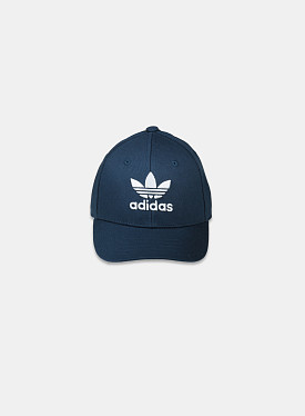 Baseball Cap Crew Blue White Child