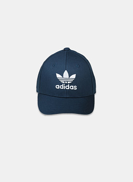 Baseball Cap Crew Blue White Youth
