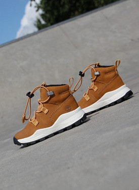 Brooklyn Chukka Wheat TS