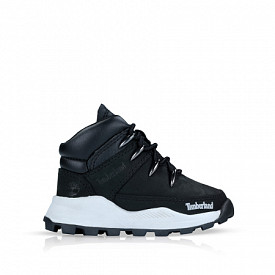 Brooklyn Sneaker Boot Black Nubuck TD