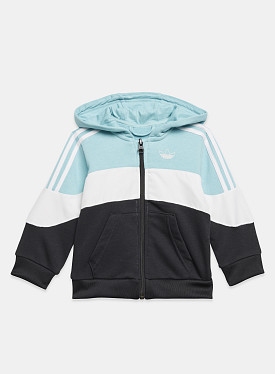 BX-20 Full-Zip Hoodie Set Blue Spirit White TD