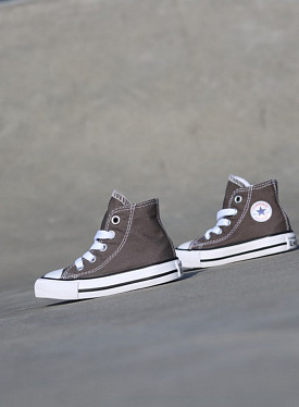 Chuck hi Charcoal/Grey TS