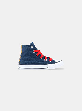 Chuck Taylor All Star Denim/Red PS