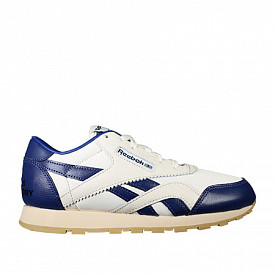 Cl nylon toa white/dblue k