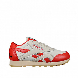 Cl nylon toa white/red ps