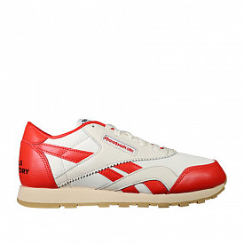 Cl nylon toa white/rood k
