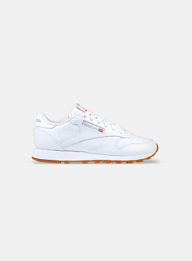Classic Leather Cloud White Gum GS
