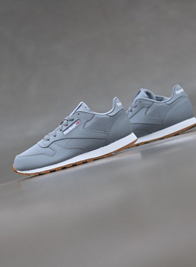 Classic Leather Grey/Gum GS